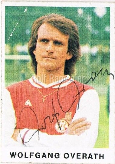 Wolfgang Overath 1943-