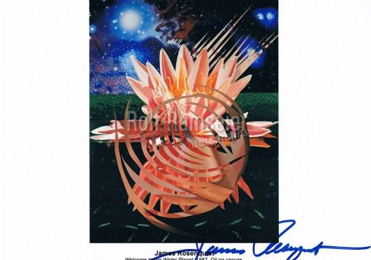 James Rosenquist 1933-