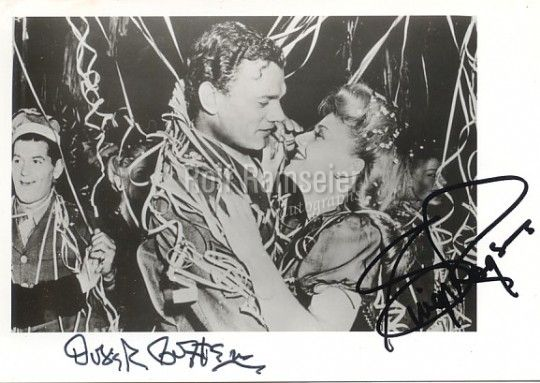 I'll Be Seeing You (1944) - Ginger Rogers (1911-1995) & Joseph Cotton (1905-1994)