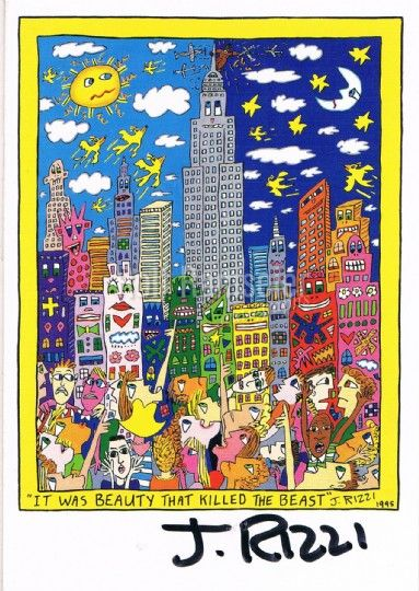 James Rizzi 1950-2011
