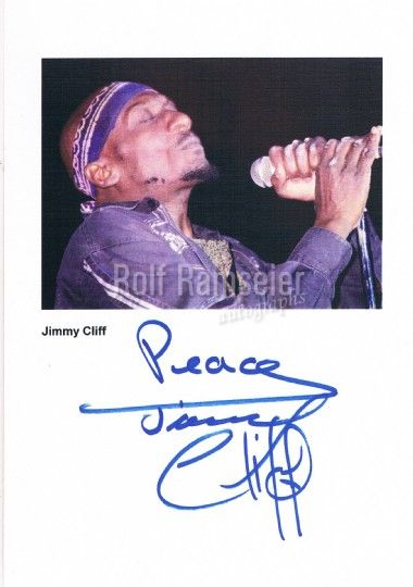 Jimmy Cliff 1948-