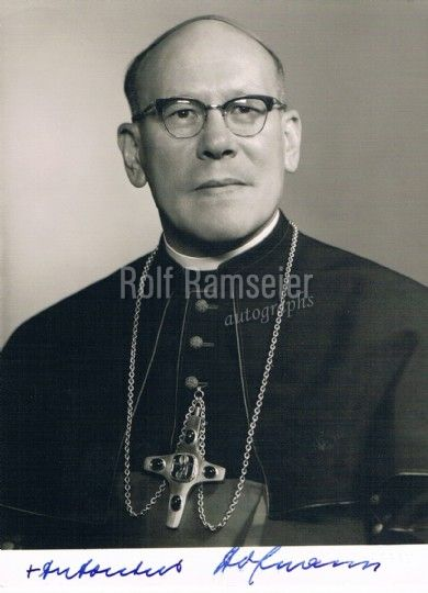 Antonius Hofmann 1909-2006