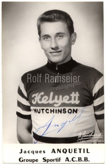 Jacques Anquetil (1934-1987)